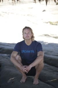 Dream Big, short sleeve, navy